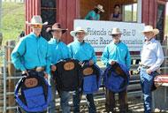 Friends Of The Bar U Ranch Historic Association Longview
