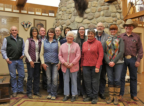 Friends of the Bar U Ranch directors