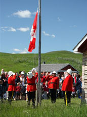 Canada Day - Bar U Ranch Historic Site
